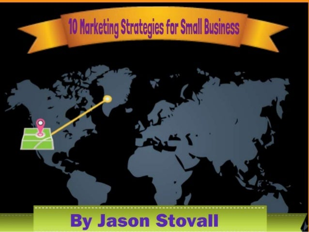 10 Marketing Strategies For Small Business [Infographic] | Best Of The North State
