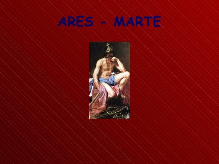 ARES - MARTE