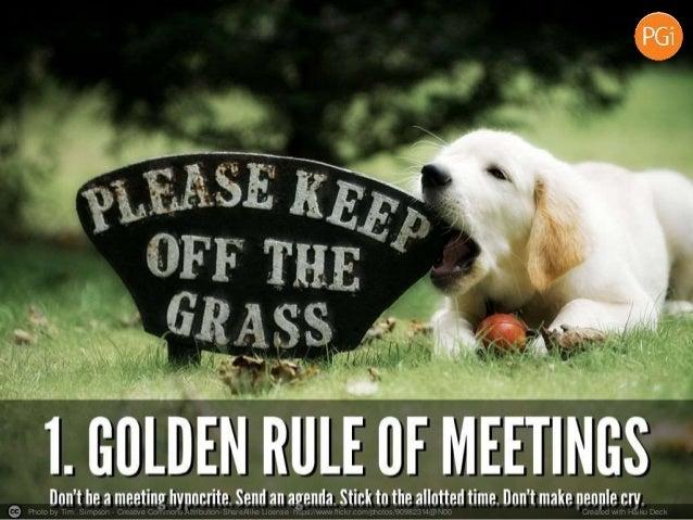 10 Meeting Productivity Hacks Slide 2