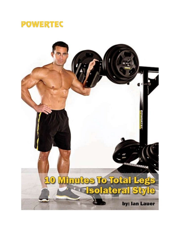"""If you had a chance to read the recent article """"10 Minutes to Total Legs"""" then you pickedup some great ideas for transform..."""