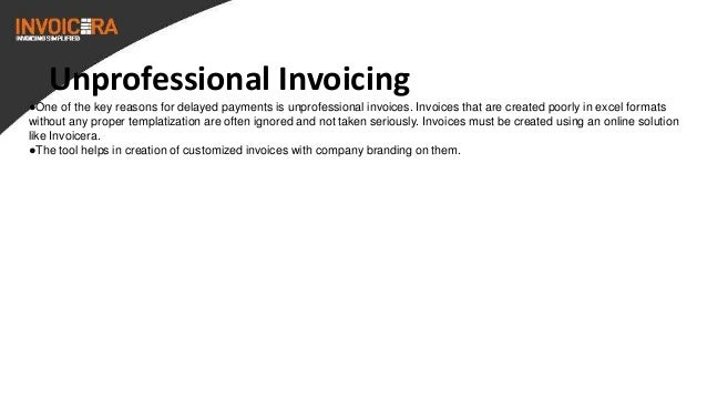 10 mistakes to avoid while invoicing