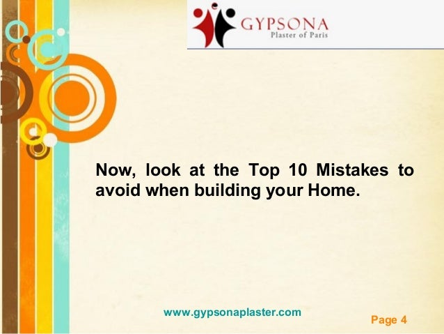 Top Gypsum Plaster Manufacturer in India – Gypsona Plaster