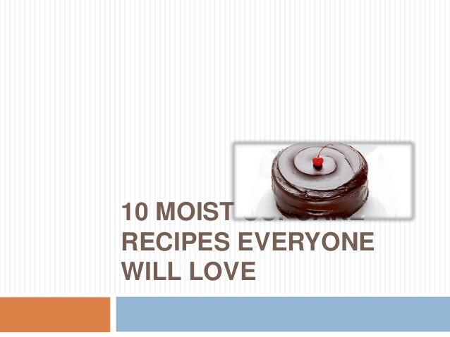 10 MOIST CUPCAKERECIPES EVERYONEWILL LOVE