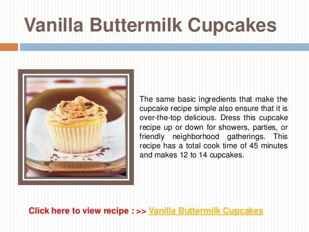 recipe simple
