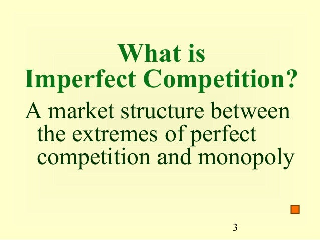 difference between perfect competition and monopoly pdf