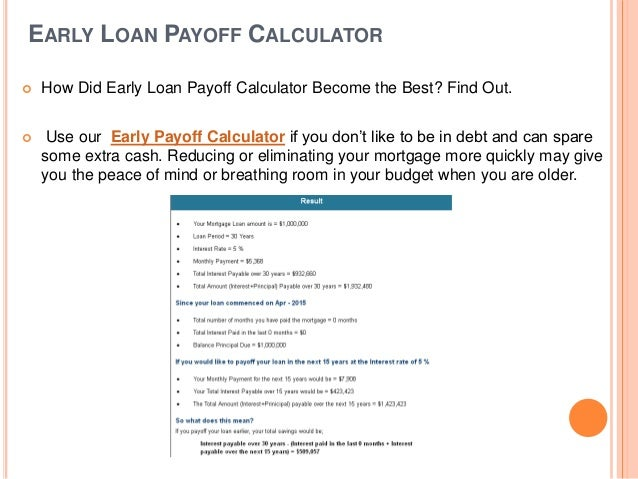 Mortgage Calculators To Make Mortgage Easier To Understand