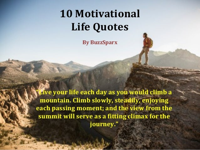 Motivational Life Quotes Fascinating 10Motivationallifequotes1638Cb1470725497