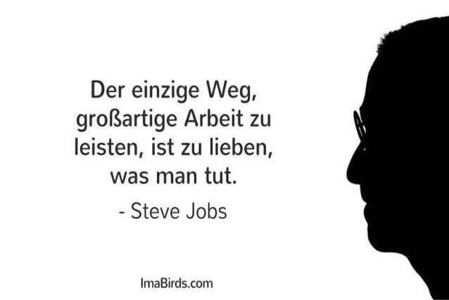 10 Motivierende Zitate Von Steve Jobs