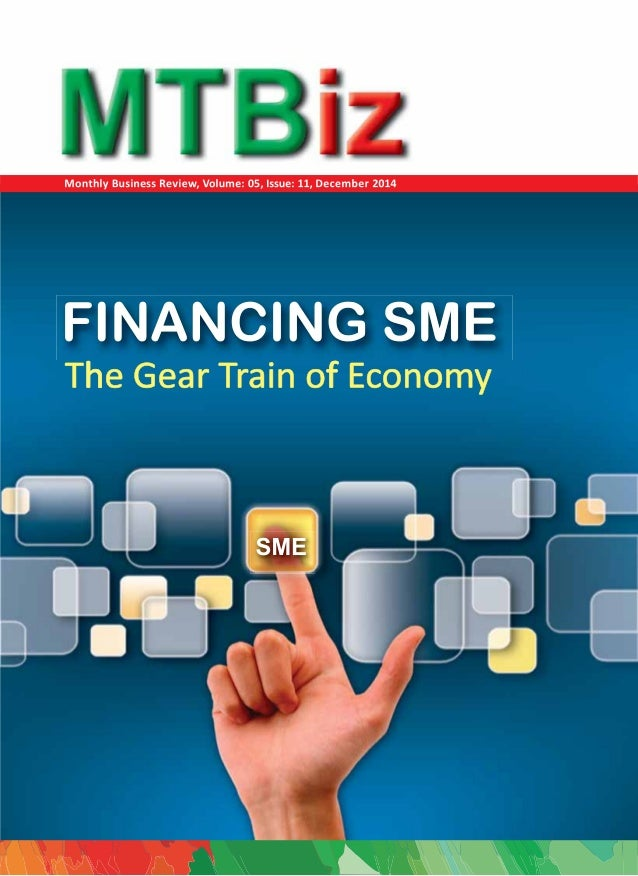 Volume: 05 | Issue: 11 | December 2014 MTBiz 1 Disclaimer: MTBiz is printed for non-commercial & selected individual-level...