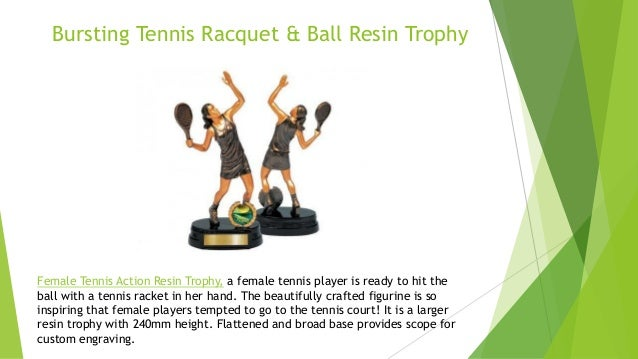 10 Must-Have Tennis Trophies for Your Upcoming Season