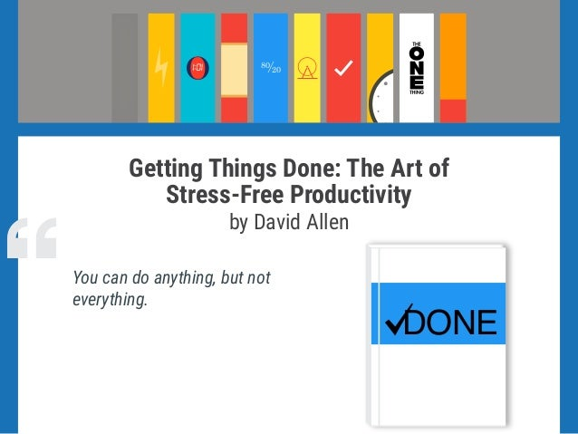 10 Must Read Books to Get More Work Done Slide 2