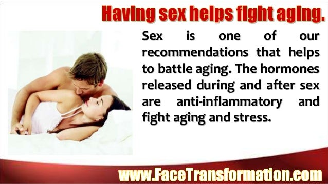 Aging And Sexuality Facts