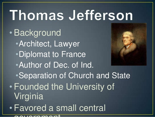 what mojor issues separated federalists from jeffersonian republicans This thesis examines the basic viewpoint of the two parties in their stand on key issues federalists, jefferson benjamin j, federalists vs republicans.