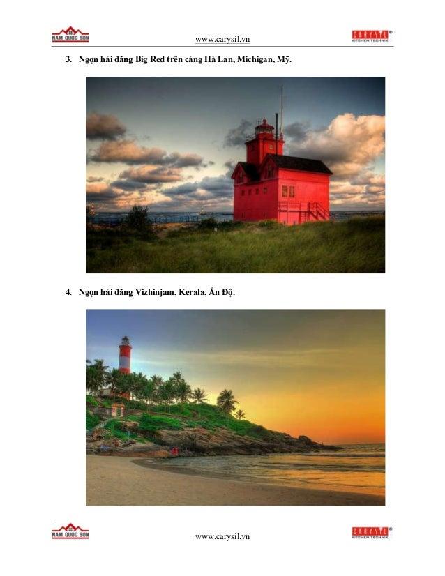 10 Ngọn Hải Đăng Đẹp Nhất Thế Giới Slide 2
