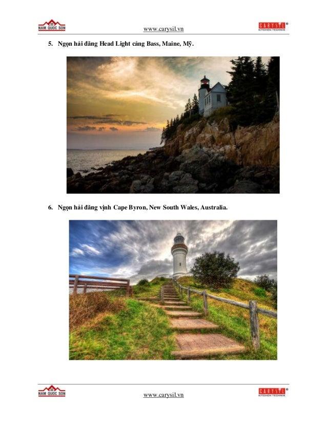 10 Ngọn Hải Đăng Đẹp Nhất Thế Giới Slide 3