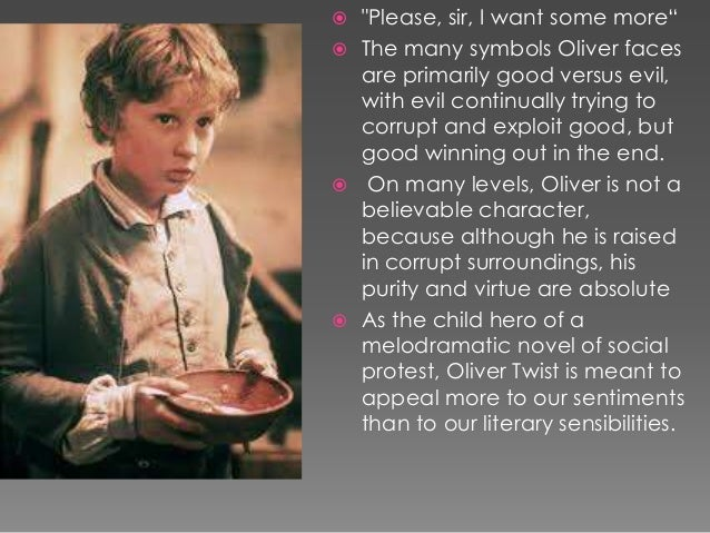 the ascension of morally good characters in oliver twist by charles dickens In his preface to oliver twist, dickens emphatically expressed resentment about oliver twist character oliver twist is a good illustration of dickens's.