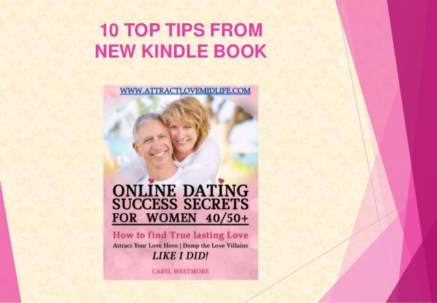 3 tips for online dating
