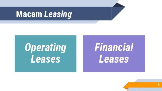 √ Pengertian Leasing (Akuntansi, Jenis-Jenis dan Manfaat) Menurut Para Ahli