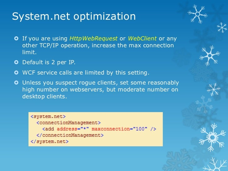 10 performance and scalability secrets of ASP NET websites