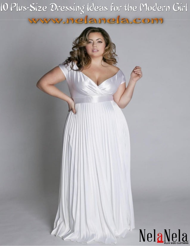 10 Plus-Size Dressing Ideas for the Modern Girl