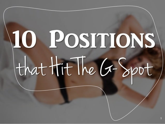 Sex Position To Hit The G Spot 83