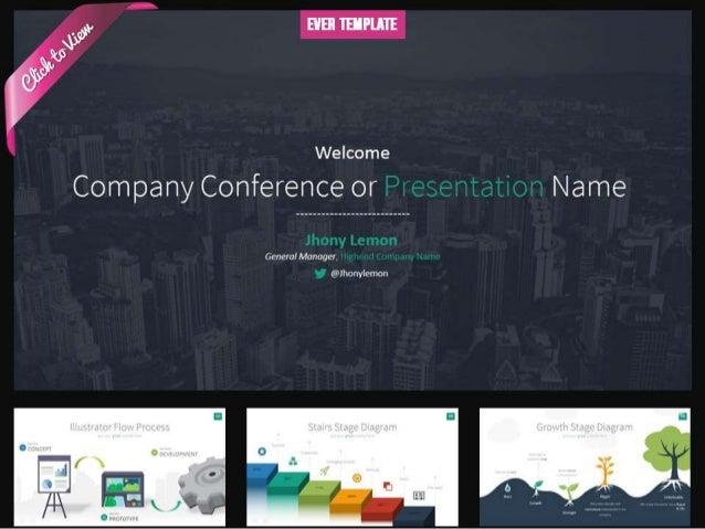 Ever Presentation Template