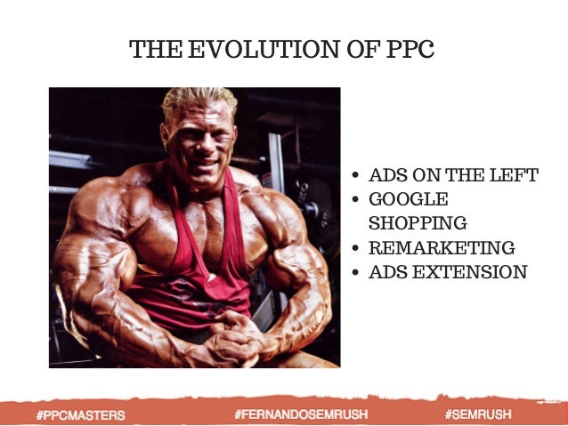 THE EVOLUTION OF PPC ADS ON THE LEFT GOOGLE SHOPPING REMARKETING ADS EXTENSION #PPCMASTERS