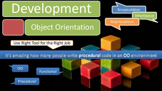 Development Secure Coding Experience Object Orientation SOLID + Patterns + Simple Design