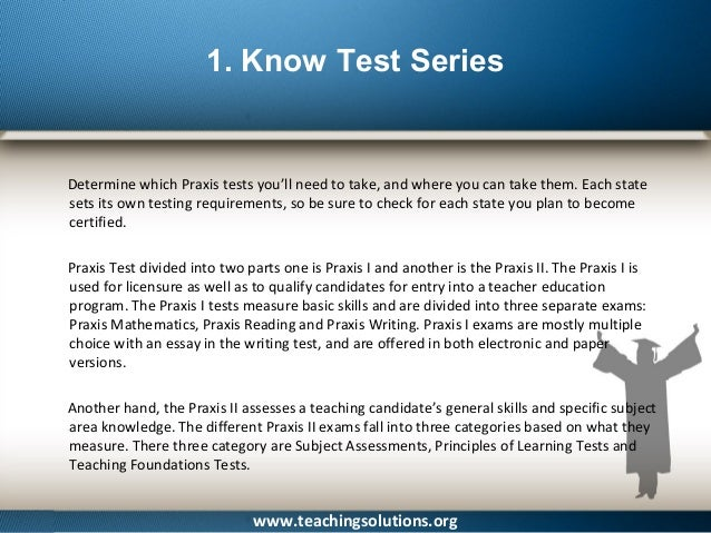 praxis ii essay questions Get started studying with our free praxis core practice test questions these questions will help you increase your praxis core test score.