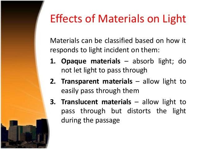 10 properties of light Slide 3