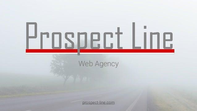 Web Agency prospect-line.com