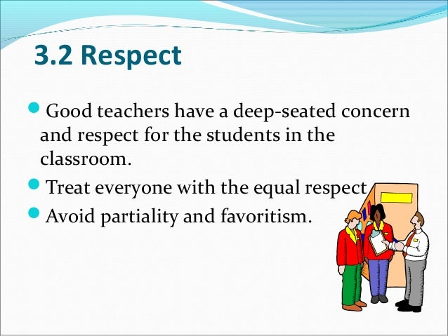 an essay about qualities of a good teacher Teachers play a central role in the education of students for promotion of learning teachers have to display a sense of responsibility and must be in possession of.