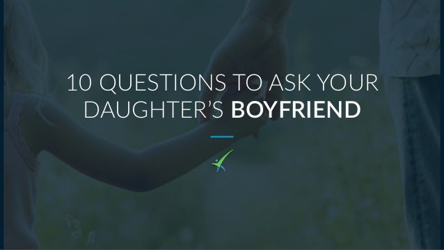 Questions to ask your boyfriend to find out if he loves you
