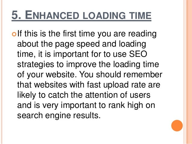6. REGISTER YOUR WEBSITE ON REPUTED SEARCH ENGINES  Most of the people are not aware of the process of registering their ...