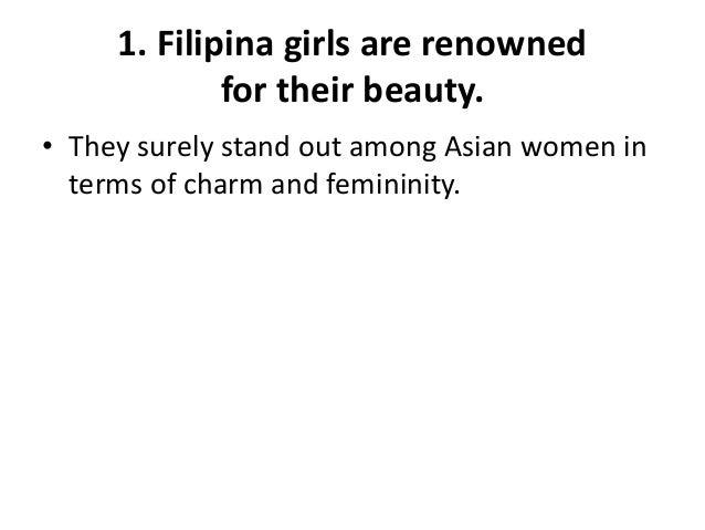 philipino ladies