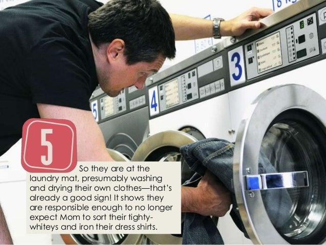 laundromat dating