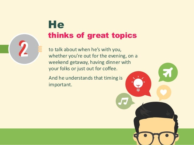 10 Reasons to Date a Presenter Slide 3