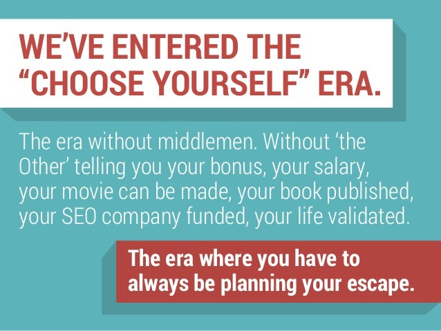 10 Reasons You Have To Quit Your Job In 2014 Slide 3