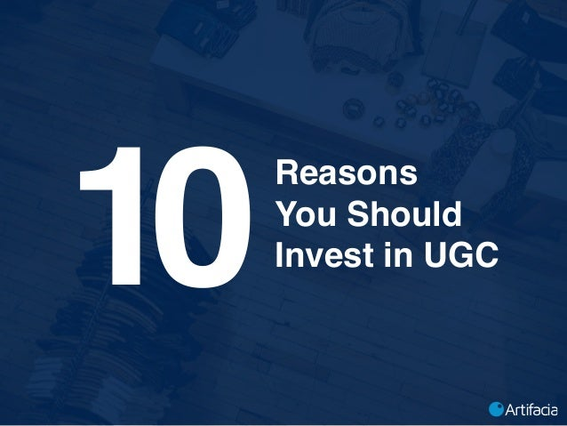 Reasons You Should Invest in UGC Artifacia 10
