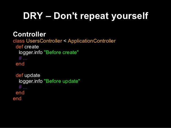 10 Reasons Why I Love Ruby On Rails