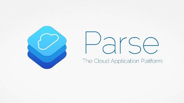 10 Reasons Why To Prefer Parse Over Cloudkit
