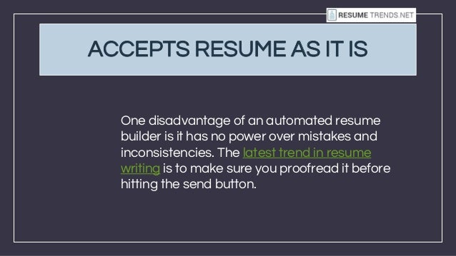 4 accepts resume