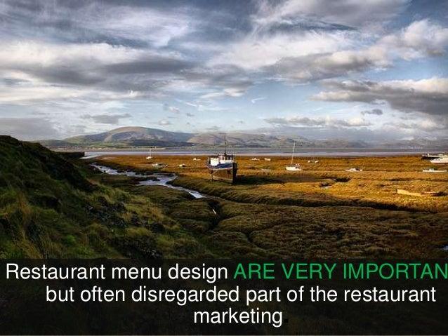 10 restaurant menu design ideas Slide 2