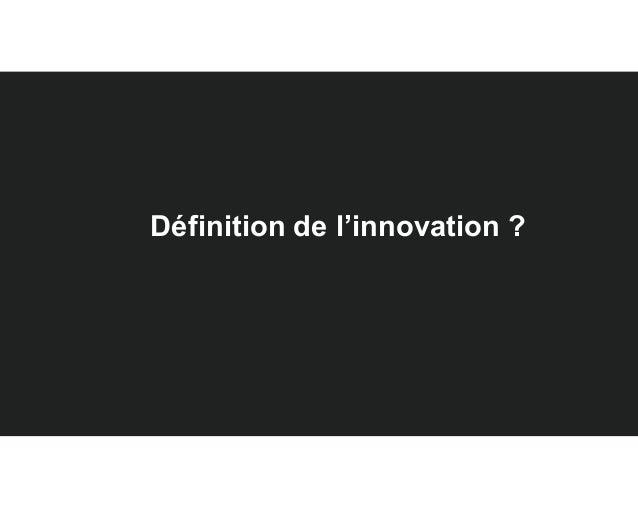 10 règles pour être plus innovants Slide 2