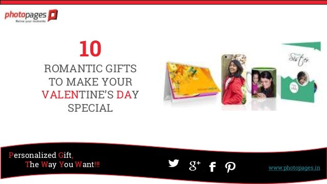 www.photopages.in Personalized Gift, The Way You Want!!! 10 ROMANTIC GIFTS TO MAKE YOUR VALENTINE'S DAY SPECIAL