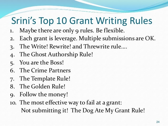 What is the Best Degree to Get to Become a Grant Writer?