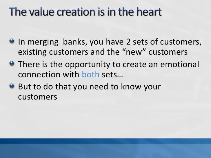 Importance of customer value creation in today's dynamic environment