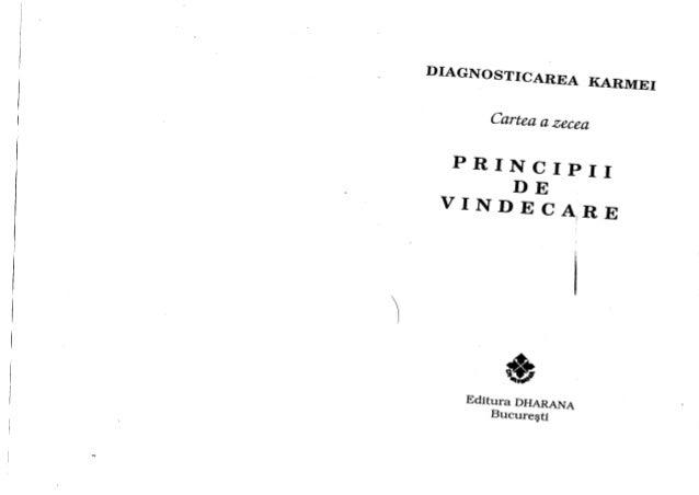Serghei Nikolaevici Lazarev DIAGNOSTICAREA KARMEI PRINCIPII DE VINDECARE ~ Traducere din limba rusa VALENTINA RO~CA a. tt:...