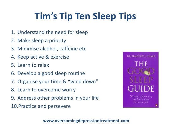 Steps to overcome depression