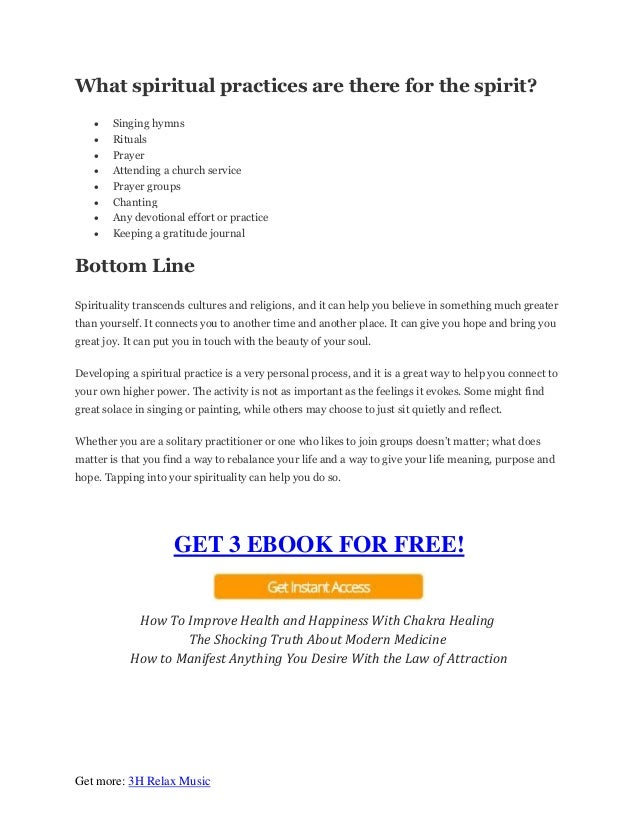 10 simple ways to develop a spiritual practice or identity 5 fandeluxe PDF